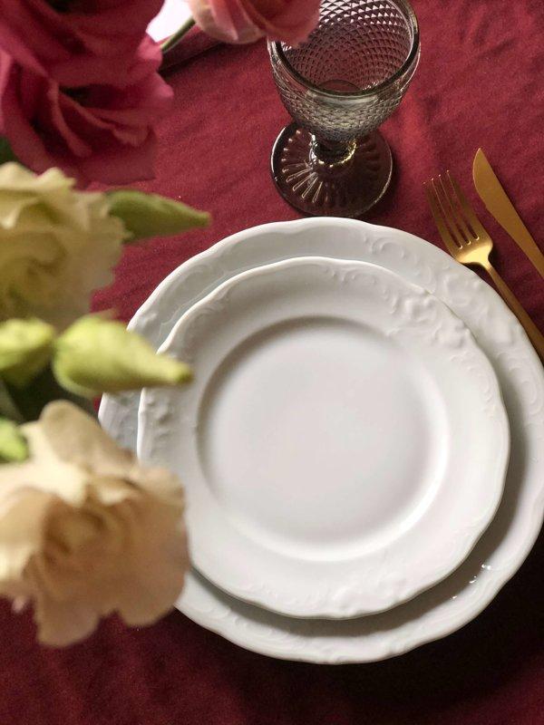 Lace uzkodu • maizes šķīvis