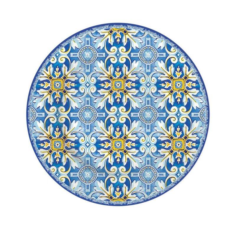 Azur uzkodu • deserta šķīvis