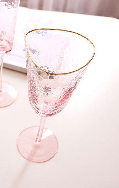 Blossom vīna glāze