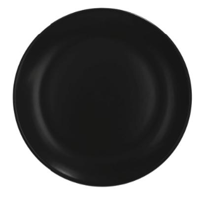 Black story pusdienu šķīvis
